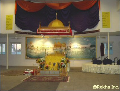 Vermont Sikh Gurdwara Los Angeles © Gurdwara.us